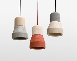 CEMENTWOOD LAMP