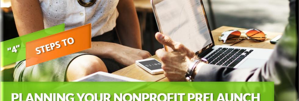 ENT410: Planning Your Nonprofit Prelaunch (Online | Macro)