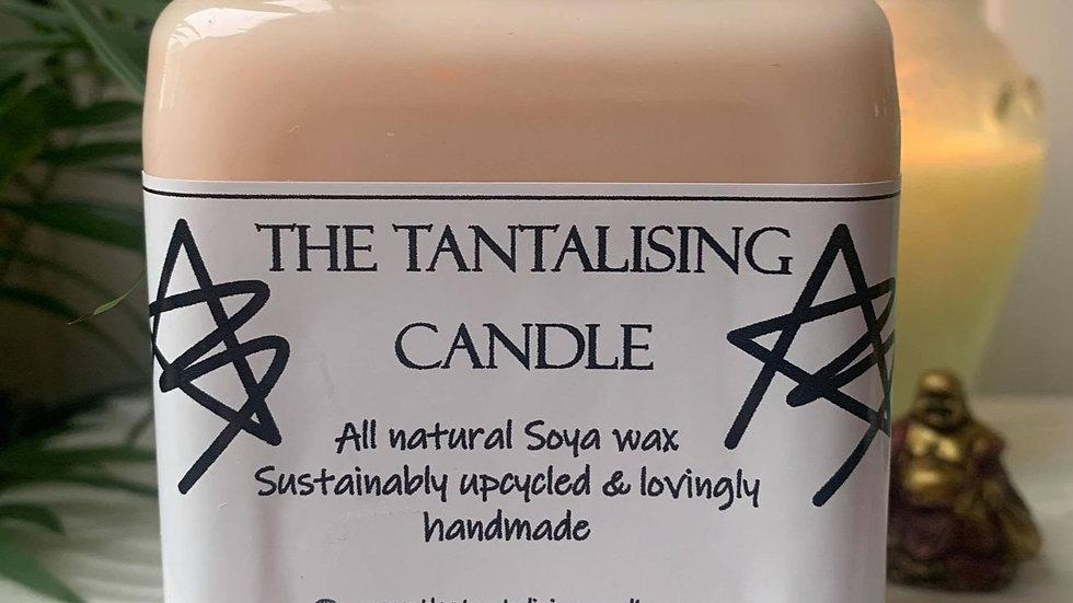 Large Natural Soya wax Candle