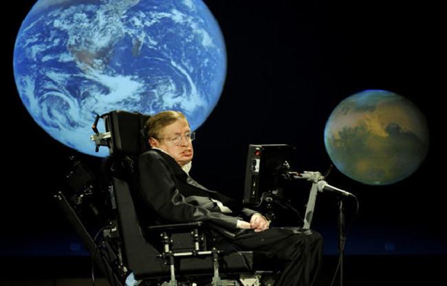 Ταξίδεψε για το σύμπαν που τόσο αγάπησε ο Στήβεν Χόκινγκ
