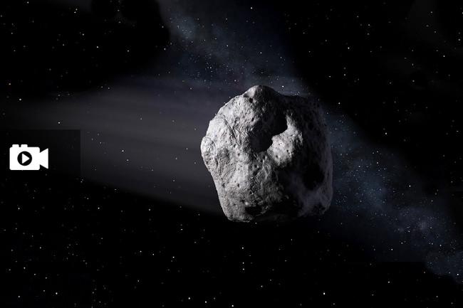Την Τετάρτη περνά «δίπλα μας» ο μεγαλύτερος αστεροειδής αλλά... θα επιζήσουμε