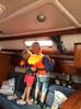 An ideal Bank Holiday weekend sail on Pantalaimon