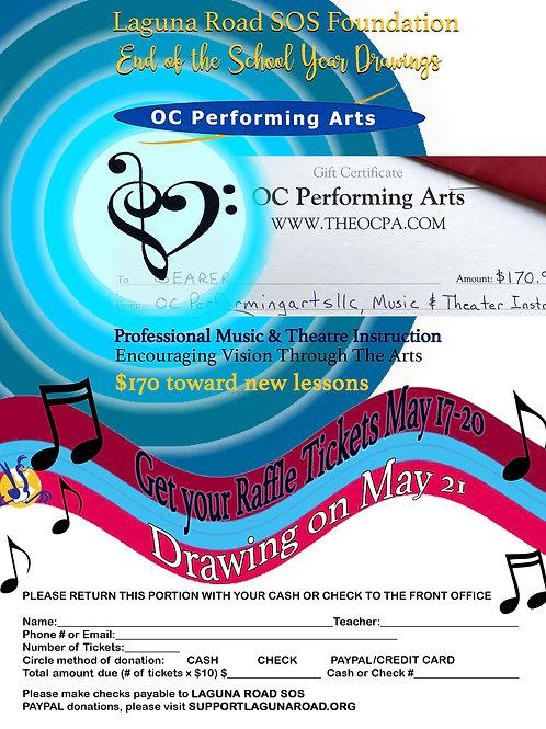 OC Performing Arts
