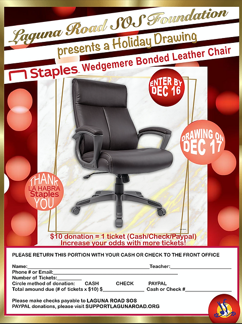 Staples Wedgemere Chair