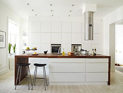 Contemporary Kitchen Cabinets Installation, Lighthouse Point, FL