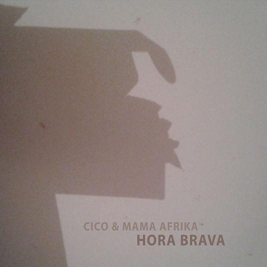 Cico & Mama Afrika - Hora Brava (cover) omba shadow foto Andrea Magnoni Artwork Ventur