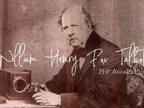 Especial William Henry Fox-Talbot - 219 anos