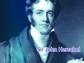 Cianotipia - Séc. XIX - Sir. John Herschel: Invenção ou Descoberta?