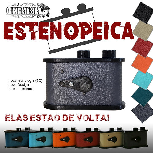 Estenopeica - Câmera Pinhole do Retratista (Standard 35)