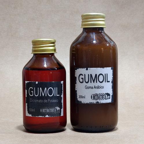 Kit Gumoil (Pronto para Uso)