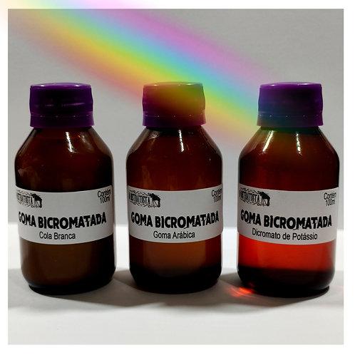 Kit Goma Bicromatada [Standard] (Pronto para Uso)