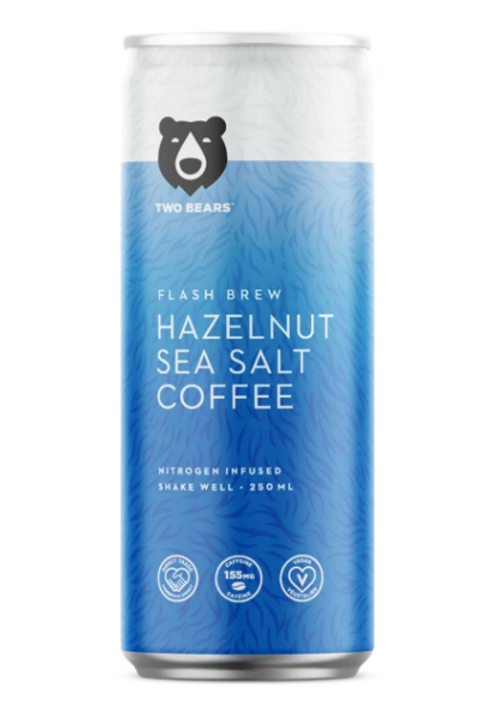Hazelnut Sea Salt Coffee