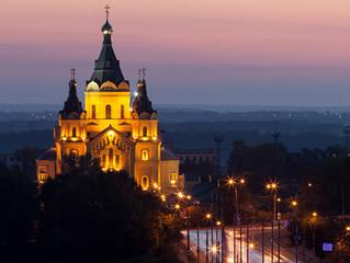 Внимание! Ближайший маршрут: Владимир, Нижний Новгород, Иваново, Кострома, Ярославль и области.