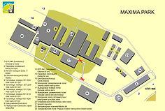 Карта Maxima Park