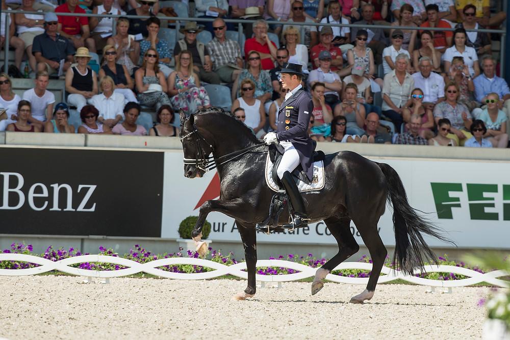конный спорт выездка соревнования Рат тотилас