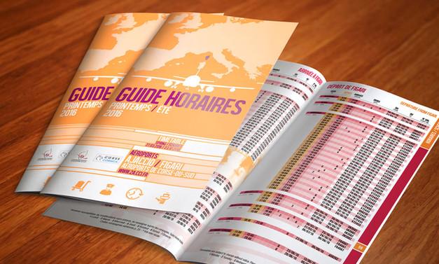 Guide horaires des Aéroports