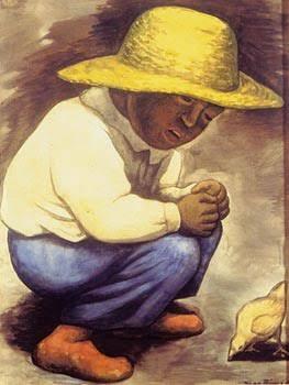 DIEGO RIVERA: EL ARTE DEL DIBUJO