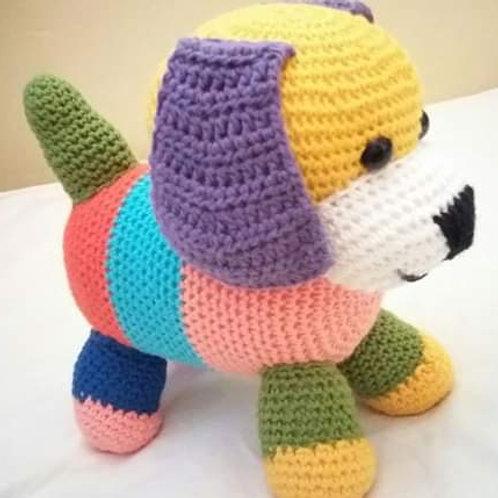 Perrito crochet