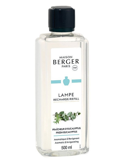 LAMPE BERGER Parfum Eukalyptus Frische 500ml