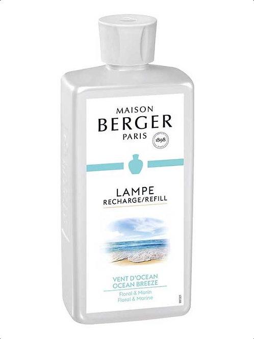LAMPE BERGER Parfum Erfrischende Ozeanbrise 500ml