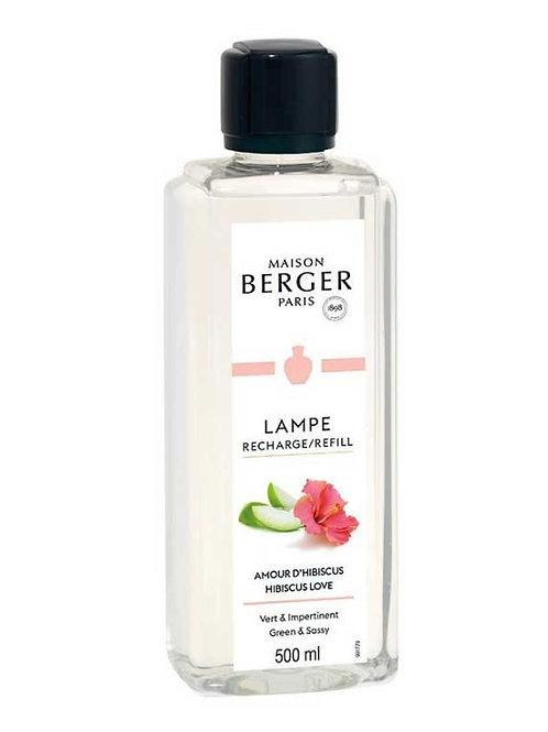 LAMPE BERGER Parfum Eindrucksvoller Hibiskus 500 ml