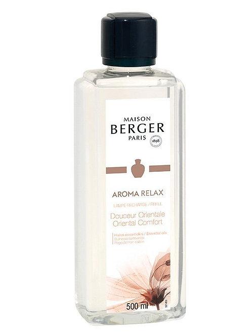 LAMPE BERGER Parfum Aroma Relax Orientalische Sanftheit 500ml