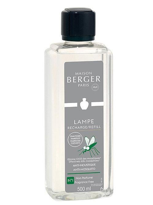 LAMPE BERGER Parfum Anti-Mücken Neutral 500ml