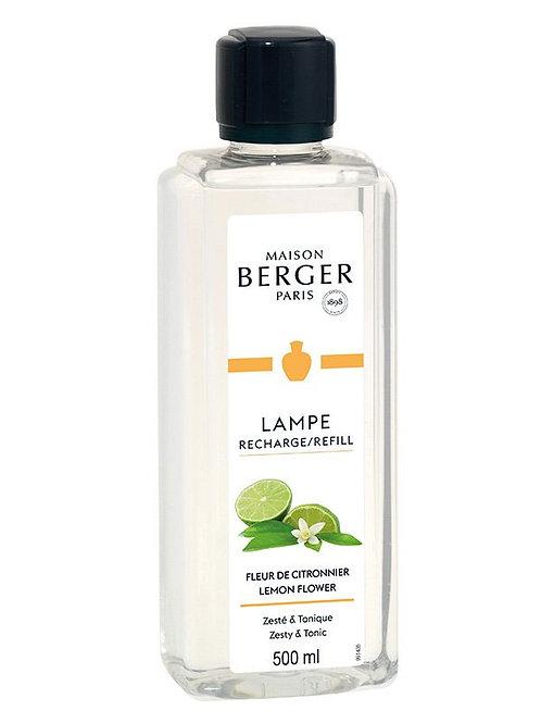 LAMPE BERGER Parfum Prickelnde Zitronenblüte 500ml