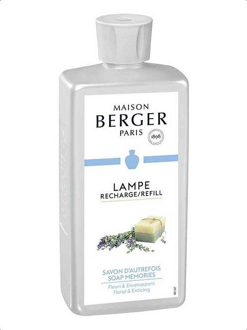 LAMPE BERGER Parfum Frische Seife 500ml