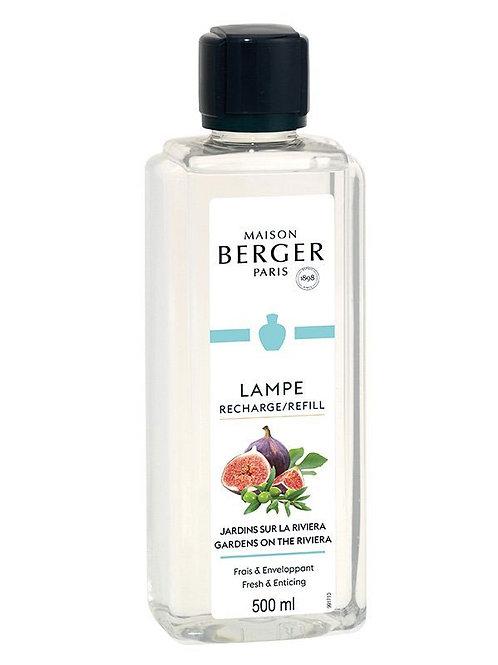 LAMPE BERGER Parfum Blühende Gärten der Riviera 500ml
