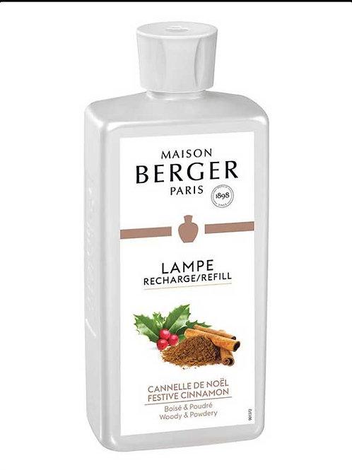 LAMPE BERGER Parfum Weihnachtliches Zimt 500ml