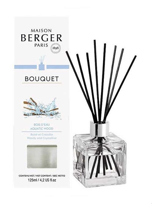MAISON BERGER Duftbouquet Cube Bois d'Eau 125ml