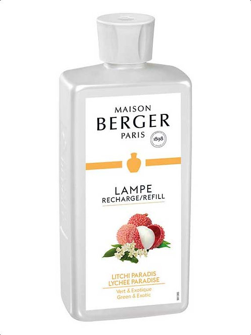 LAMPE BERGER Parfum Litschi-Paradies 500ml