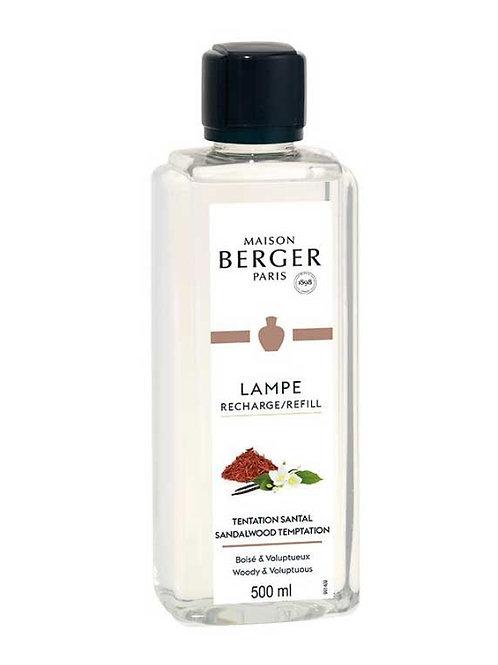 LAMPE BERGER Parfum Verführerisches Sandelholz 500ml