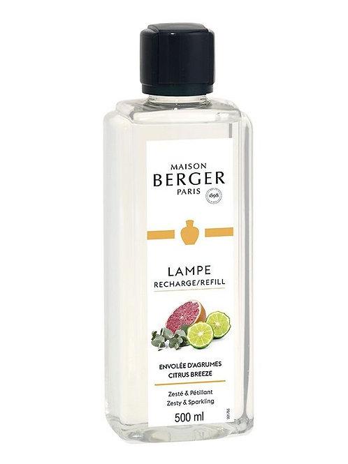 LAMPE BERGER Parfum Pikante Zitrusfrische 500ml