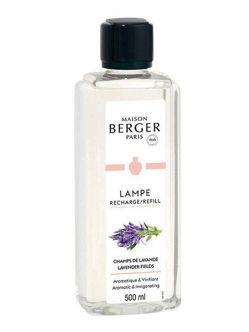 LAMPE BERGER Parfum Blühende Lavendelfelder 500ml