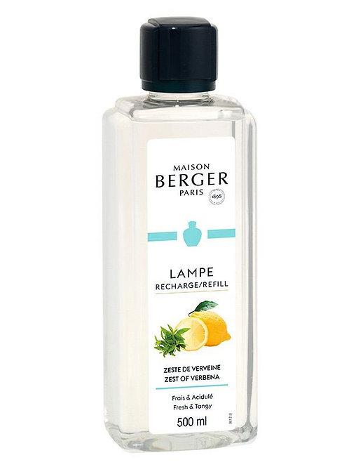 LAMPE BERGER Parfum Belebende Zitronenverbene 500 ml