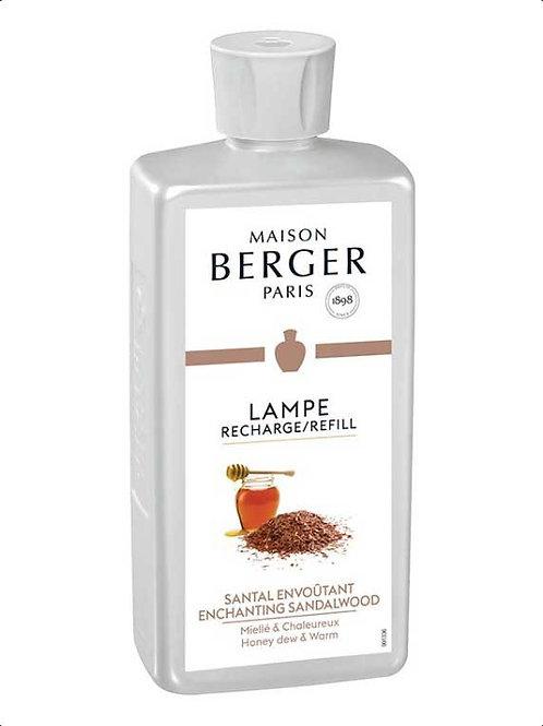 LAMPE BERGER Parfum Sanftes Sandelholz 500ml