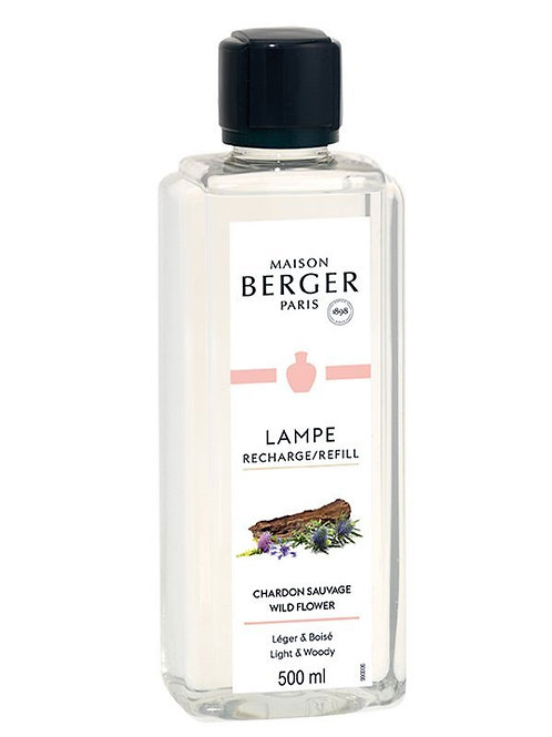 LAMPE BERGER Parfum Wilde Distel 500ml
