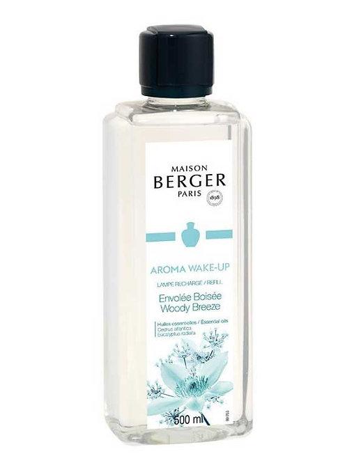 LAMPE BERGER Parfum Aroma Wake-Up Holzige Noten 500ml