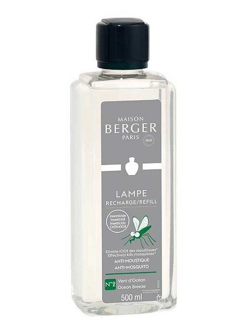 LAMPE BERGER Parfum Anti-Mücken Erfrischende Ozeanbrise 500ml