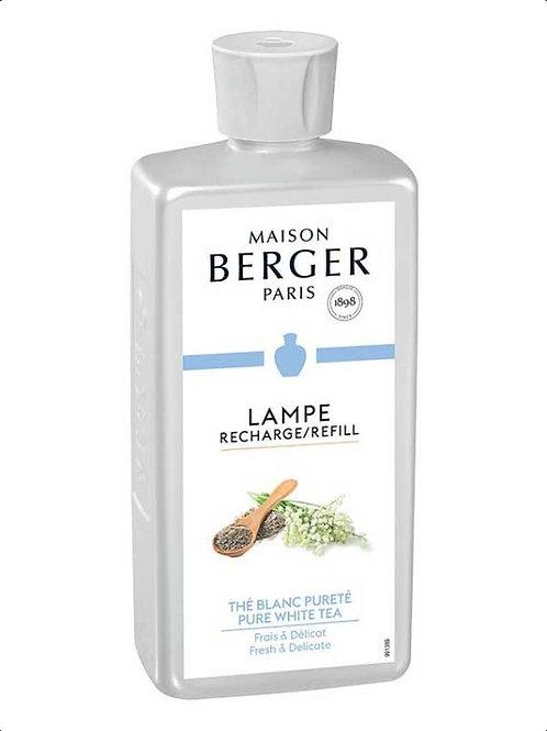 LAMPE BERGER Parfum Reiner Weisser Tee 500ml