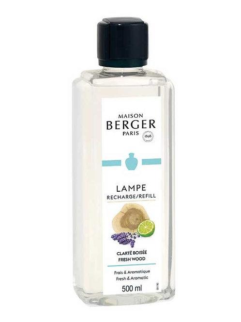LAMPE BERGER Parfum Einladende Holznuancen 500ml