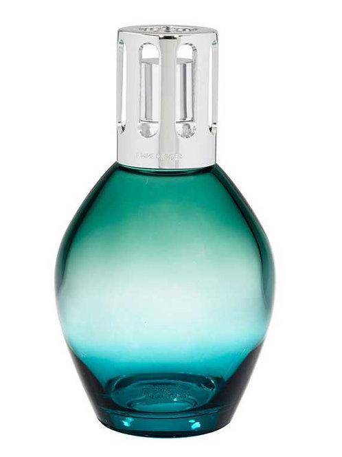 LAMPE BERGER Ovale Blau-Grün