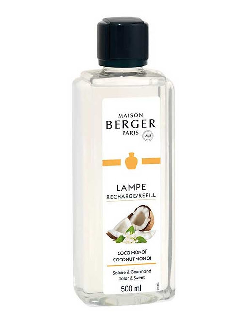 LAMPE BERGER Parfum Kokosnuss Monoi 500ml