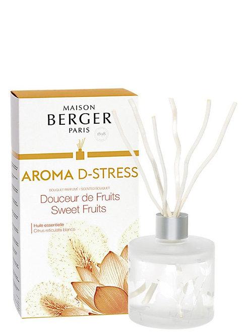 MAISON BERGER Duftstäbchen D-Stress - Süsse Früchte