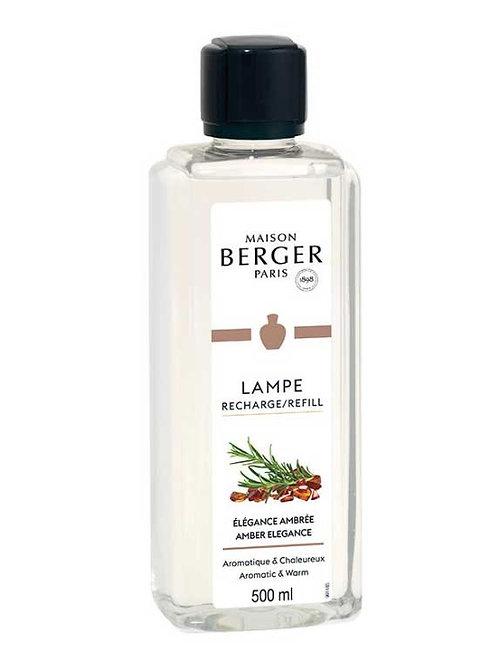 LAMPE BERGER Parfum Eleganter Amber 500ml