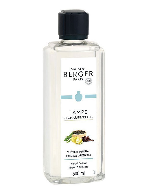 LAMPE BERGER Parfum Köstlicher Grüner Tee 500ml