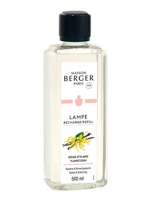 LAMPE BERGER Parfum Sonnige Ylang-Pflanze 500ml