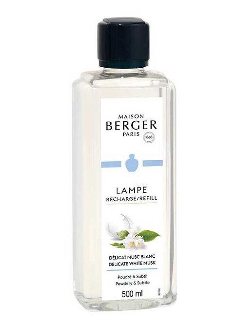 LAMPE BERGER Parfum Delikater Weisser Moschus 500ml